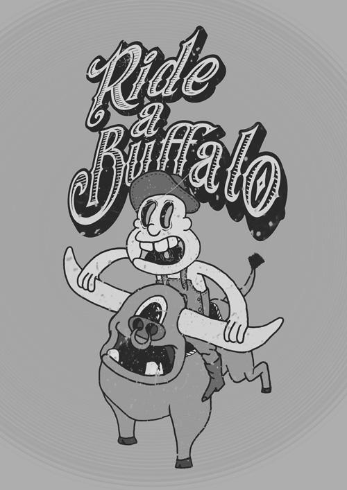 ride-a-buffalo